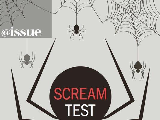 Scream Test page