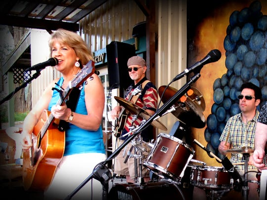 Leanne McClellan Band will play rock, blues and jazz 5:30 to 7:30 p.m. June 11 at Ankeny Vineyard Winery.