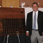 Jack Falvo coached the Marlins for 17 seasons in which they made four straight appearances in the state semifinals.