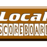 Local scoreboard for Friday, April 4