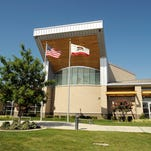 The Tulare Board of Public Utilities will meet at the Council Chambers, 491 N M St. and pictured here, at 3 p.m. Thursday.