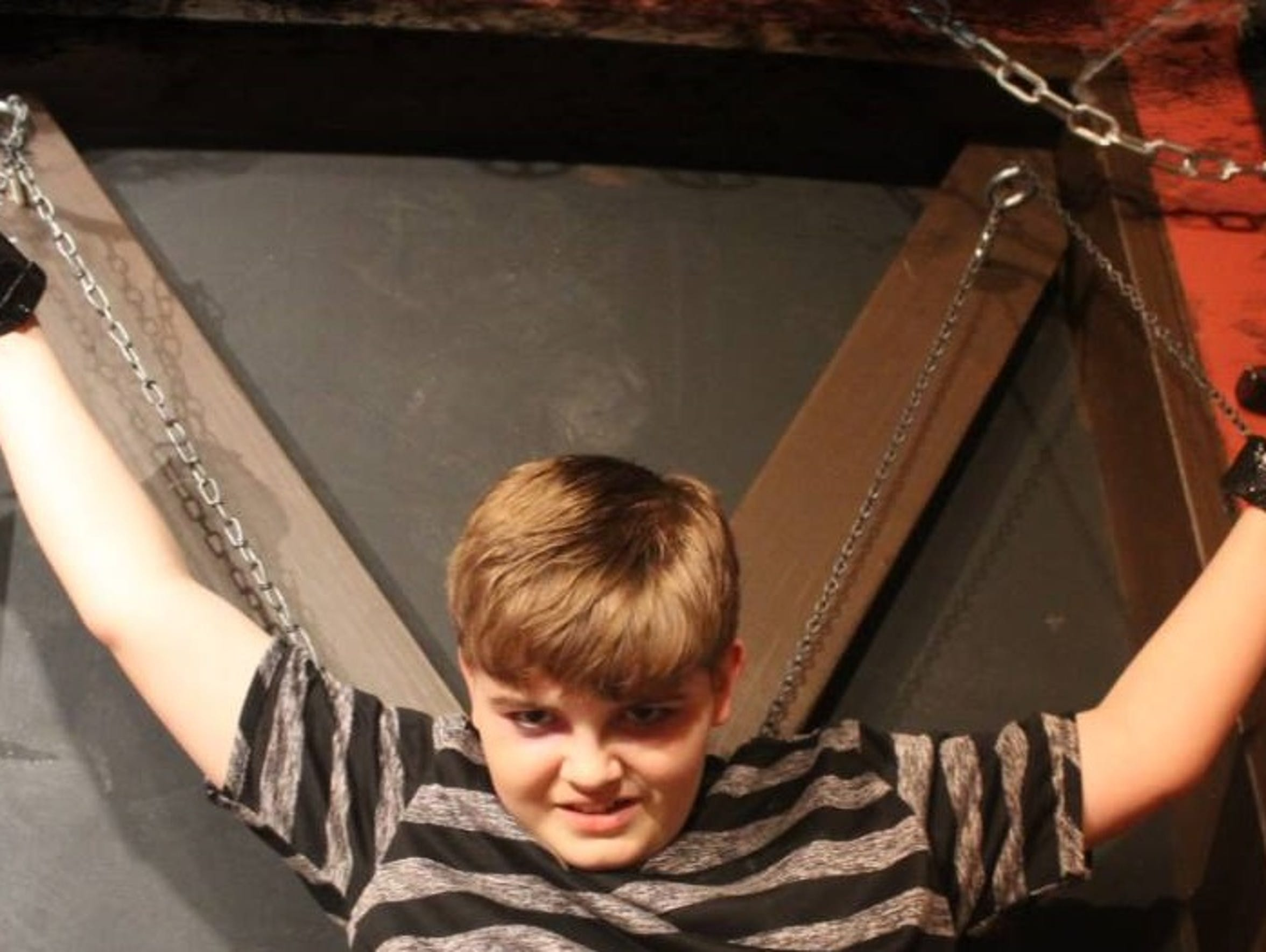 Save Pugsley. Buy a ticket to see 'The Addams Family'