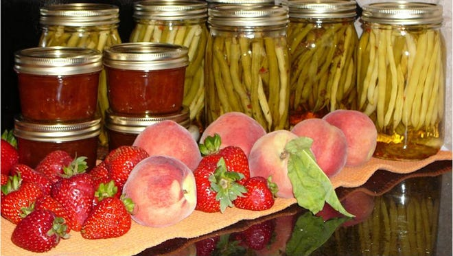Preserving many foods may not require special equipment and is not as hard as one might think.