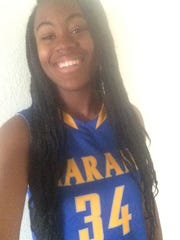 Quinnesha Mitchell, from Marana High School, is azcentral