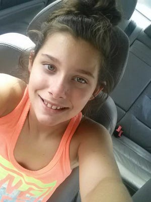 Olivia Roberts, 11, has been reported missing from a Springfield home.