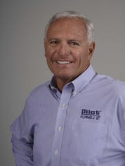 Jimmy Haslam is CEO of Pilot Flying J.