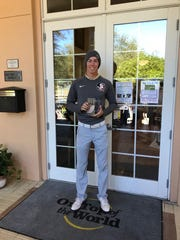 The Florida State club golf team took down the University of Florida to claim the regional championship in October.