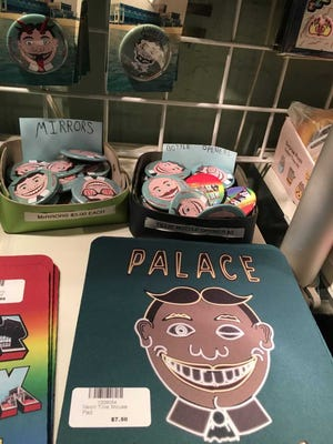Tillie merchandise