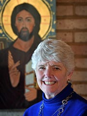 Susan Huggins -- an eighth-generation Nashvillian and longtime female leader in both business and nonprofit will retire soon as executive direction of CABLE, Nashville's professional women's networking organization. One of her favorite spots in town is Saint DavidÕs Episcopal where she sings in the choir.Monday March 26, 2018, in Nashville, Tenn