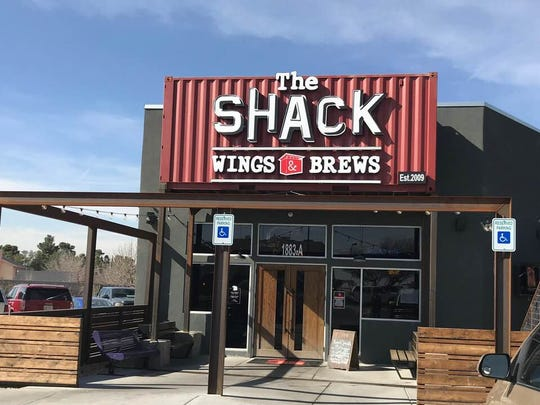 The Shack is a popular option on the East Side for wings.