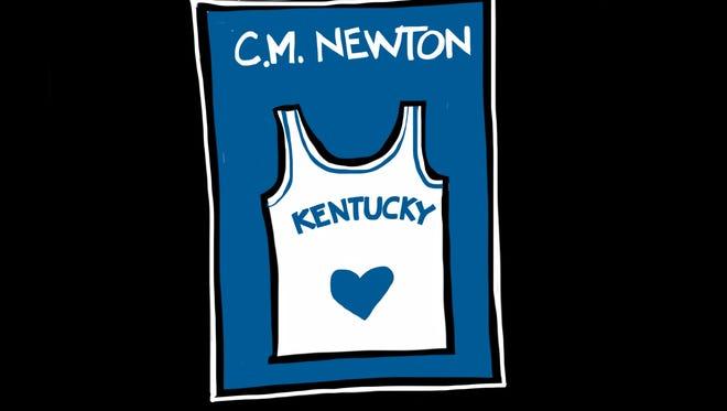 Remembering C.M. Newton.