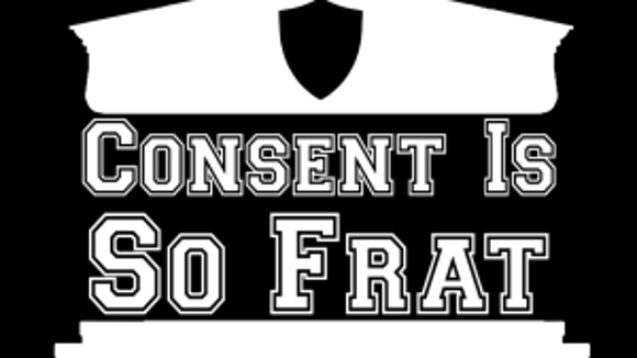 The Consent is So Frat logo. (Photo from Matthew Leibowitz/Consent is So Frat)