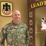 CSM Mike Conaty says 'breakneck' tenure with signal battalion was rewarding