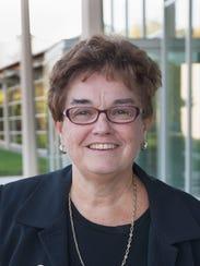Rosemary Jeffries, Pres of Georgian Court University,