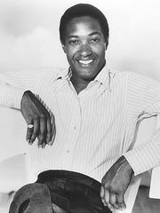 Singer Sam Cooke is shown in this undated photo.