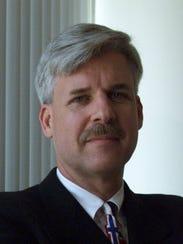 Trailblazer of the Year finalist  Dr. Fred Schaerf