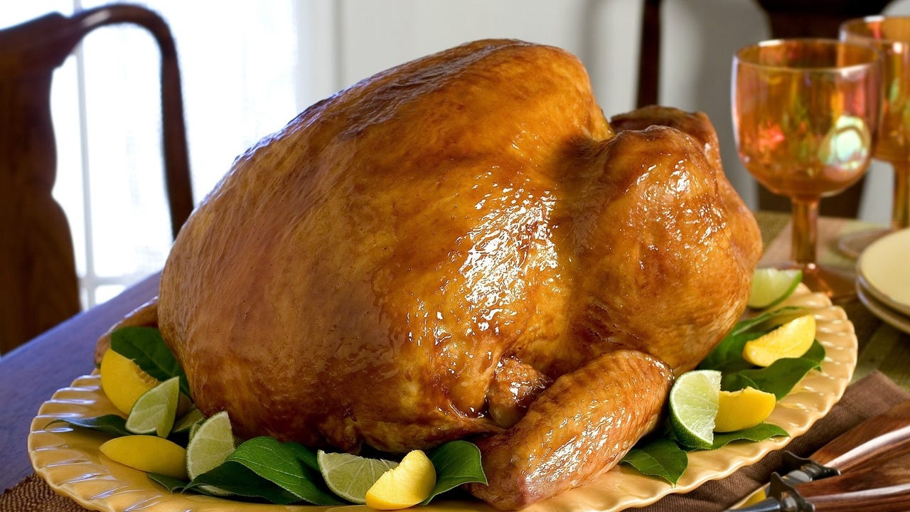 Would you consider these turkey alternatives for Thanksgiving?