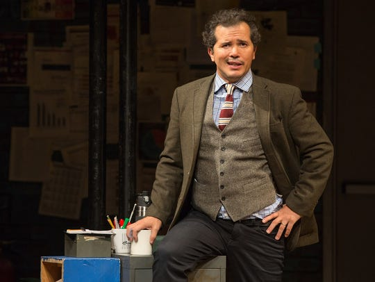 "John Leguizamo in ""Latin History for Morons"" on Broadway."