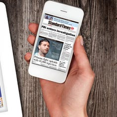 Benefits of going digital with the Standard-Times