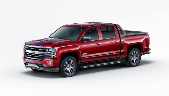 General Motors Co.'s Chevrolet brand is making available a new High Desert special edition package on its Silverado pickup this fall, the latest in several special editions Chevy is offering on the its full-size pickup.