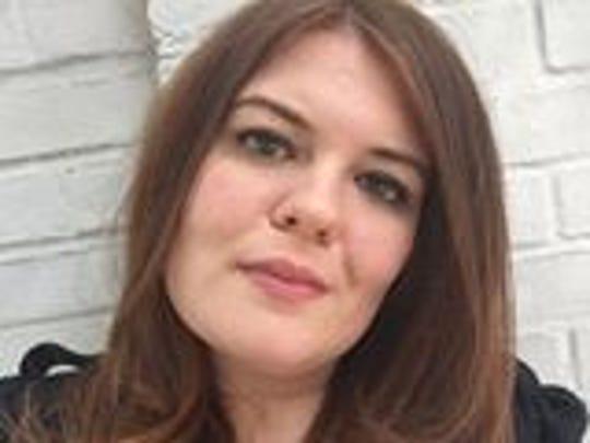 "Author Lisa Preziosi's debut novel ""The Ice Maiden's"