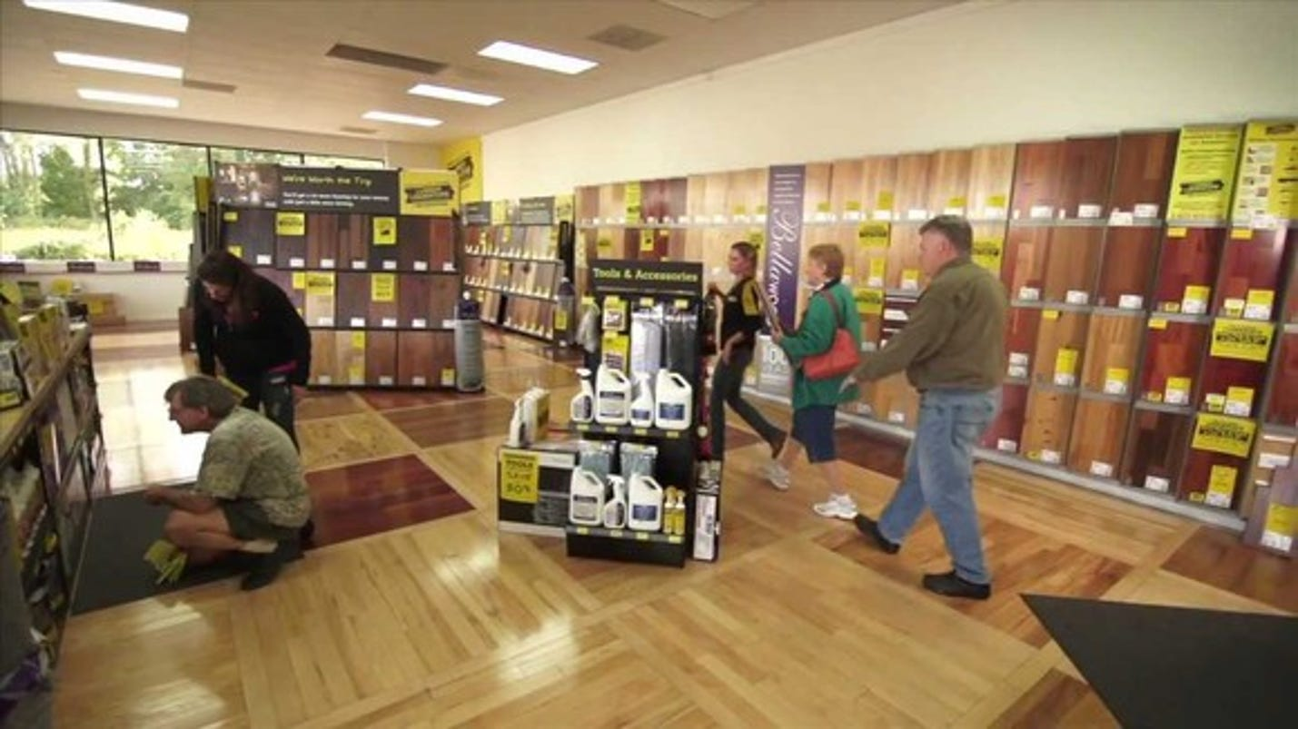 Lumber Liquidators Is Profitable Again After More Than Two
