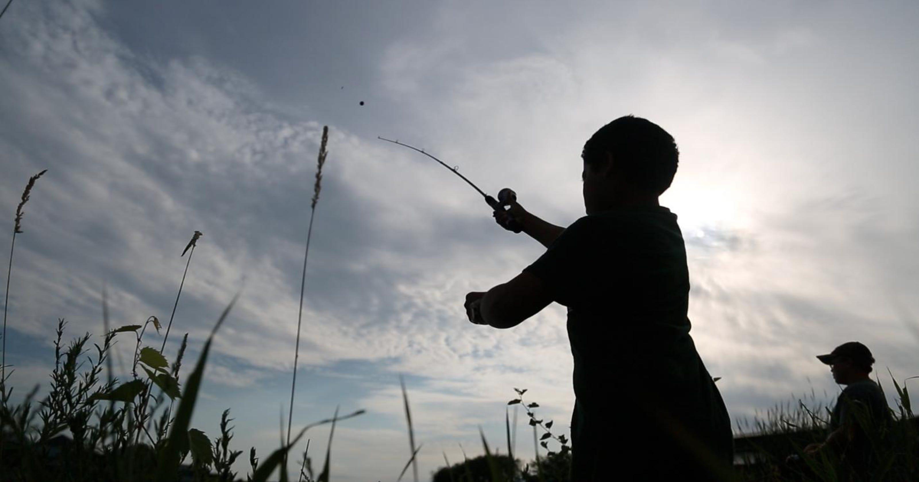 Landing an Iowa record easier than telling a fish tale