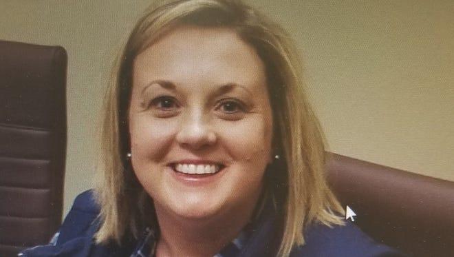 Erlanger social services coordinator Becky Strouse