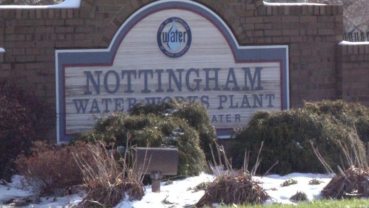 Nottingham Waterworks Plant