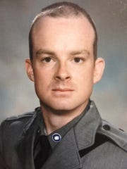 Trooper Christopher Skinner was killed in the line of duty.