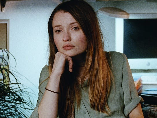 "Emily Browning stars in ""Golden Exits."""