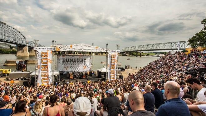 Bunbury Music Festival, credit: Chris Casella