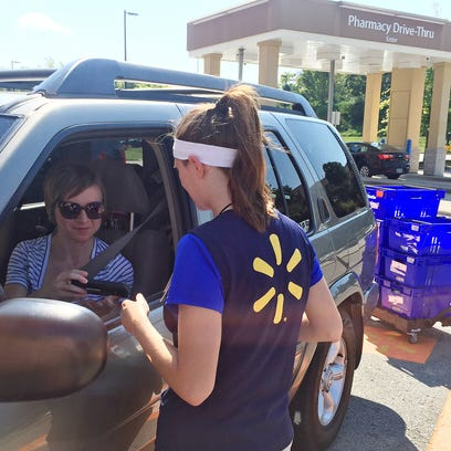 Wal-Mart brings 'game changer' to Middletown