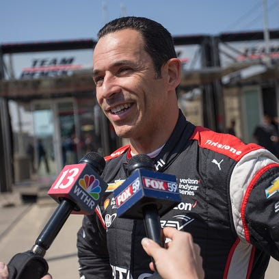 The road to a fourth Indy 500 title begins for Helio Castroneves