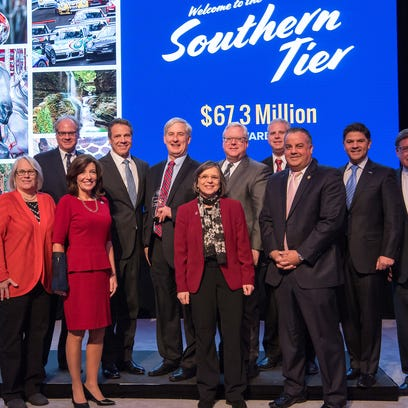 Southern Tier gets $67.3M for regional council