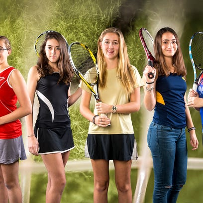 GameTimePA unveils its 2017 girls' tennis all-stars