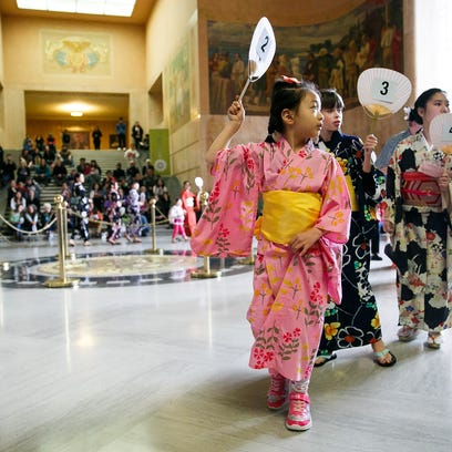 Cherry Blossom Day celebrates Japanese culture, cherries and blossoms at the Capitol