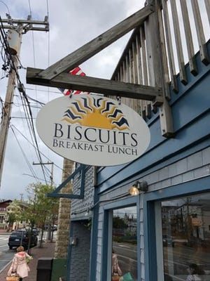 Biscuits on Lake Avenue in Oak Bluffs has been in business for over 18 years.