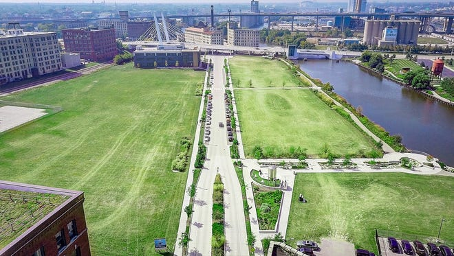 Reed Street Yards is the site for the Sept, 22 Journal Sentinel Wine & Food Experience on Sept. 22..