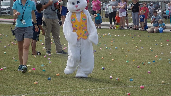 The Wa-Ke Hatchee Recreation Center in south Fort Myers will host an Easter Egg Hunt on Saturday, April 1.
