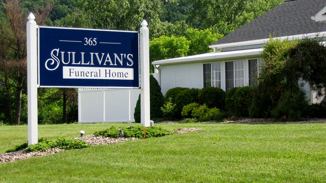 Sullivan's Funeral Home at 365 E. Franklin St. in Horseheads.