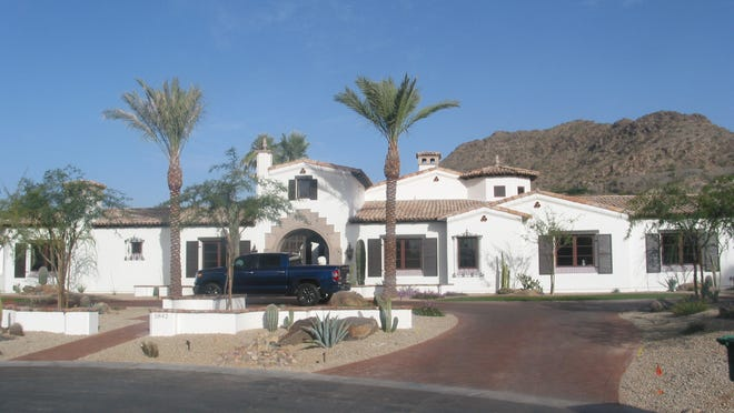 Fred Wagenhals paid $3.1 million for this 7,199 square-foot home at Paradise Home Estates in Paradise Valley. The sale closed during the week of March 3, 2014.