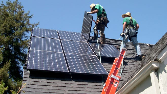 Utilities are preparing for the day when there is enough solar on their power lines that they need to regulate the voltage and manage the grid differently.