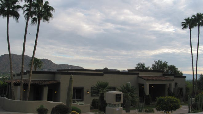 Stephen and Patricia Gound paid $3.25 million in cash for this 5,960 square-foot home at Stone Canyon in Paradise Valley. The sale closed during the week of March 9, 2015.