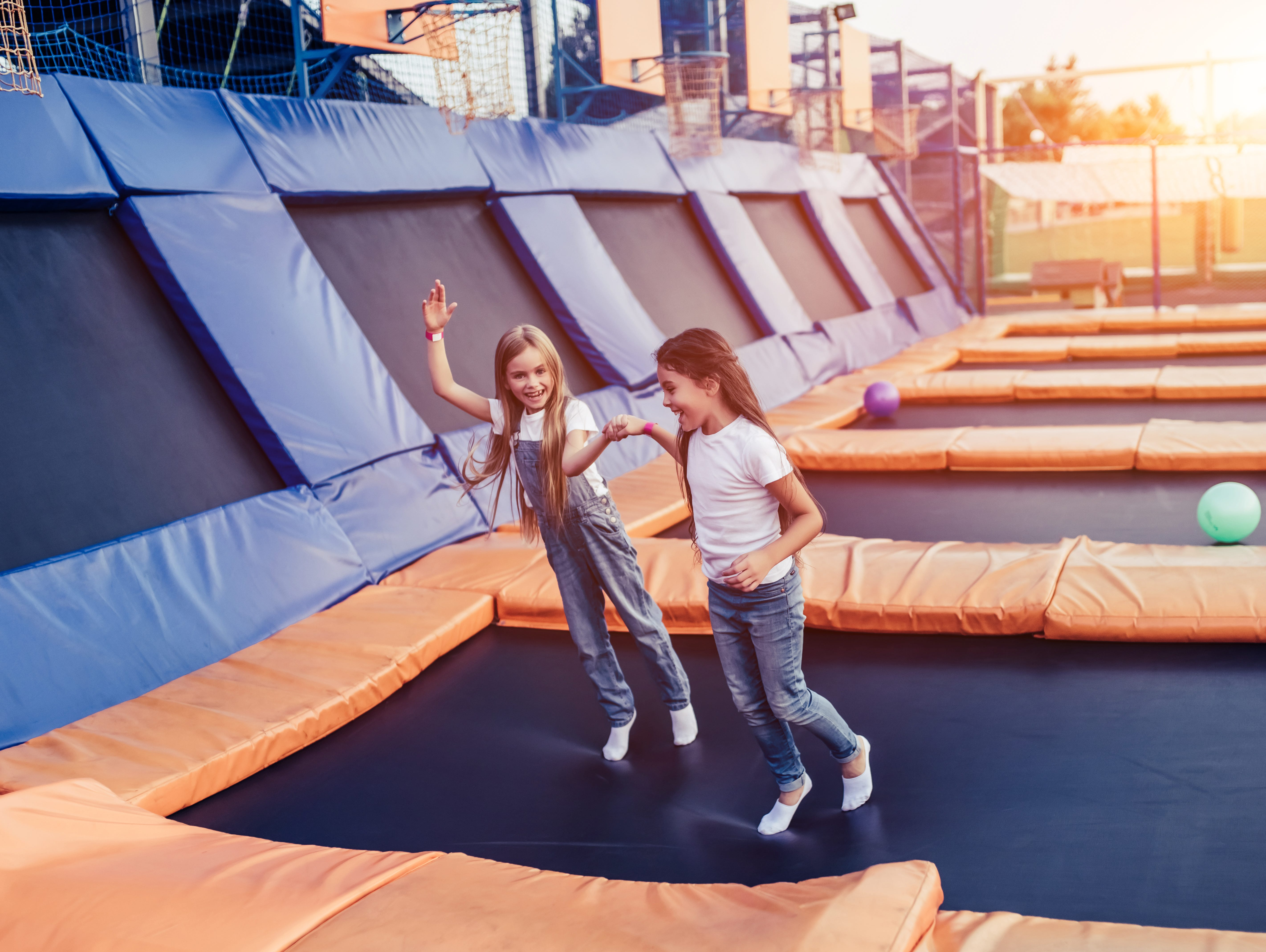 AZ Air Time Indoor Trampoline Park & Family Fun Center