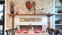 Sample winter wines from Coda Rossa while dining at The Farmhouse in Cherry Hill