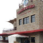 Tumbleweed closed its riverfront location Nov. 15 after operating it for nearly a decade.