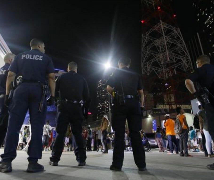 Dallas Gang Shooting