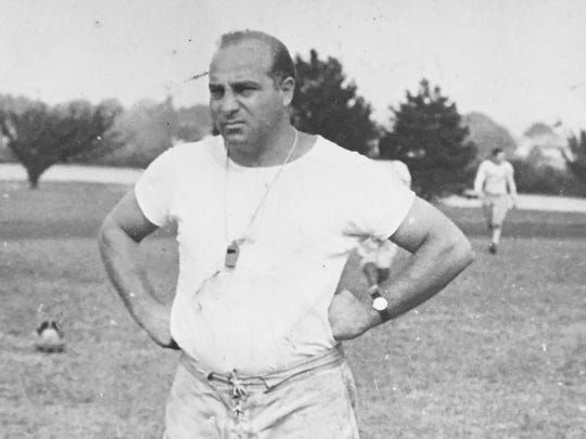 Long-time Asbury Park head coach William ``Butch''