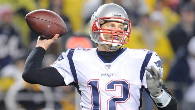 QB - Tom Brady, New England Patriots